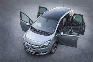 Opel Minerva 2015 Opel Meriva 1 6 Cdti Entry Level Diesel Autonews 1
