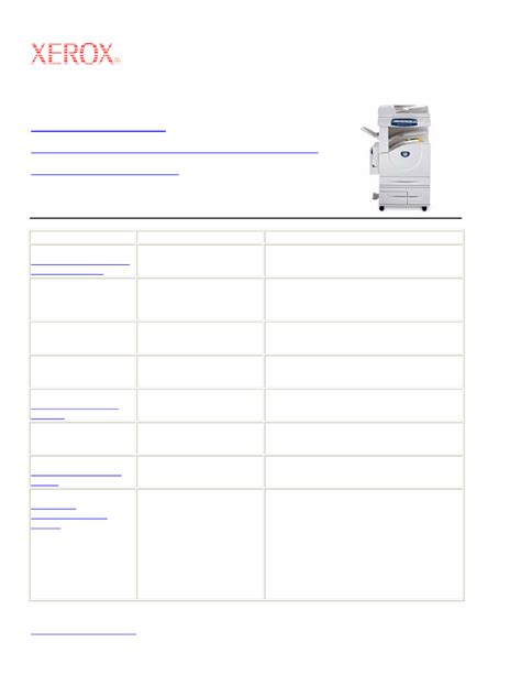 voluntary product accessibility template xerox 3635mfp