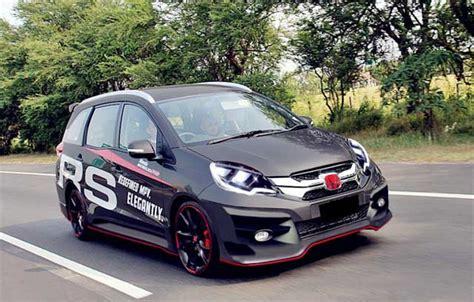 Kas Kopling Mobil Honda City 20 Konsep Modifikasi Honda Mobilio Terbaru Otodrift