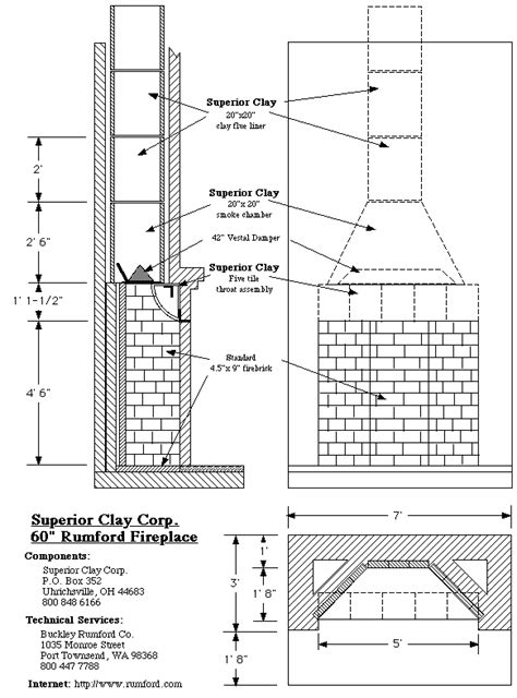 fireplace plan cooking rumford