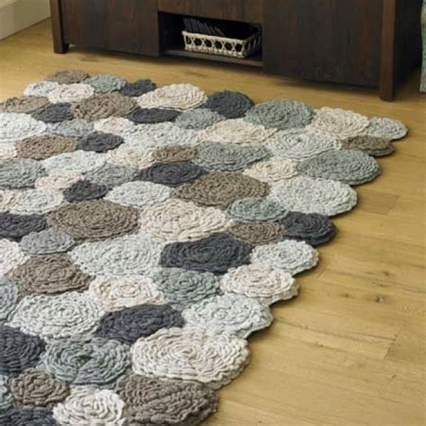 crochet rug pattern crochet flower rug i want to make this croch 233 t etsy store i am and yarns