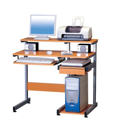 Small Computer Desk Compact Computer Desk By Rta Products In Desks And Hutches