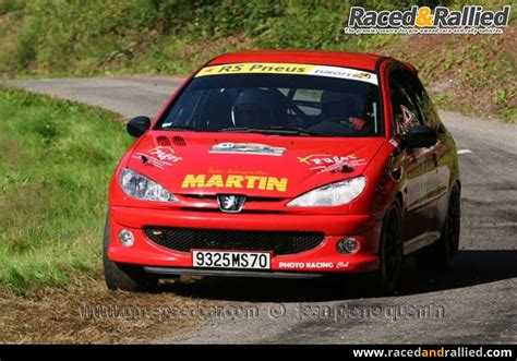 cars peugeot sale peugeot 206 rc full grn rally cars for sale at raced