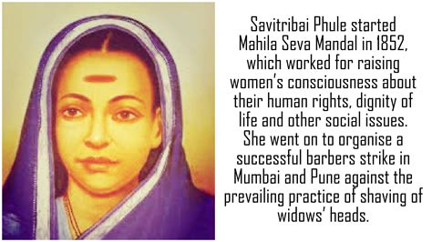 savitribai phule biography in english language 10 march in dalit history death anniversary of first