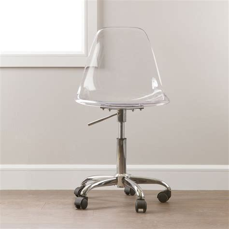 clear acrylic desk chair best 25 acrylic chair ideas on lucite chairs