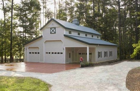 Barn Plans With Living Area by Metal Barns With Living Quarters Metal Building Homes
