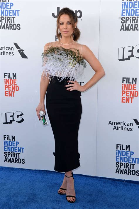 Independent Spirit Awards Kate Beckinsale by Kate Beckinsale 32nd Independent Spirit Awards 10