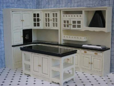 Dolls House Kitchen Furniture 17 Best Images About Kitchen Dining On Pinterest Stove Furniture And Play Sets