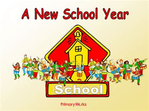 new year ks1 a new school year ks1 ks2 assembly