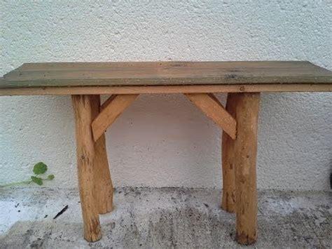 fabrication d un banc de jardin en bois fabrication d un petit banc de jardin