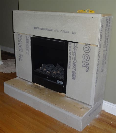 study fireplace electric fireplace built