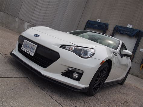 ricer subaru brz review 2015 subaru brz aozora edition canadian auto review