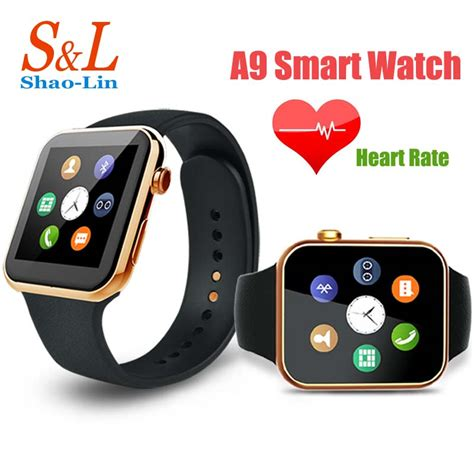 Smartwatch A9 New Smartwatch A9 Bluetooth Smart For Apple Iphone