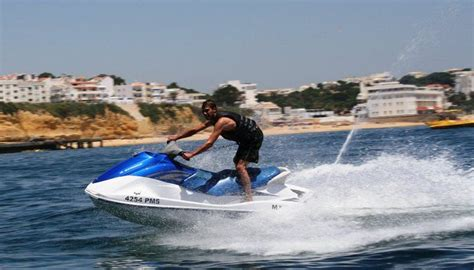 jet ski from albufeira seabookings - Waterscooter Albufeira