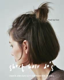 and haircuts styles do s and dont s short hair do s 10 quick and easy styles heart and habit