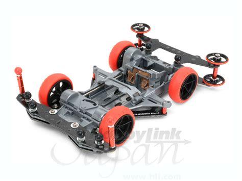 Tamiya Chassis Reinforced Ma mini 4wd vs chassis evo i limited by tamiya hobbylink japan