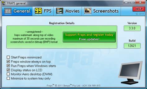 Fraps Full Version Indir Gezginler | fraps ekran g 246 r 252 nt 252 s 252 gezginler