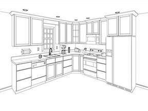 Layout Of Kitchen Cabinets by Www Stroovi Com