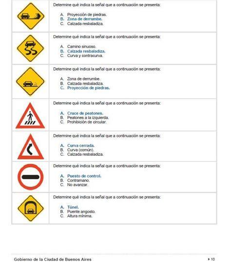 preguntas examen de conducir neuquen megapost examen te 243 rico respuestas registro de conducir