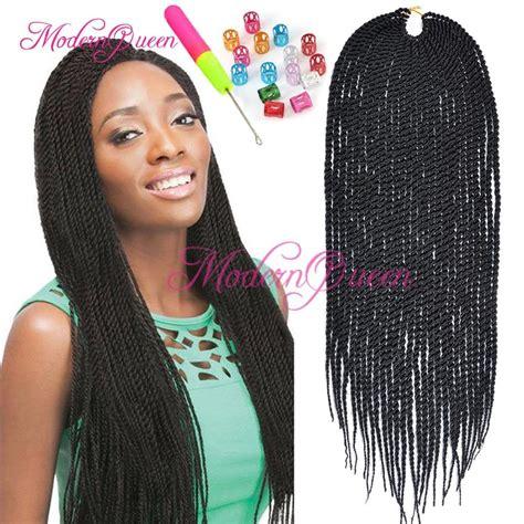 senegalese twists hair brand senegalese twist braiding hair crochet braid hair 18 inch