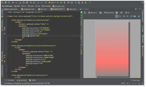 background layout android studio android studio 0 3 2 released android studio project site