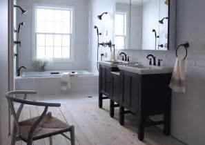 vintage black and white bathroom designs decor