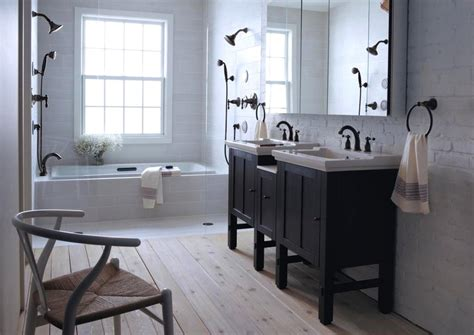 Vintage Black And White Bathroom Ideas Vintage Black And White Bathroom Designs Decor
