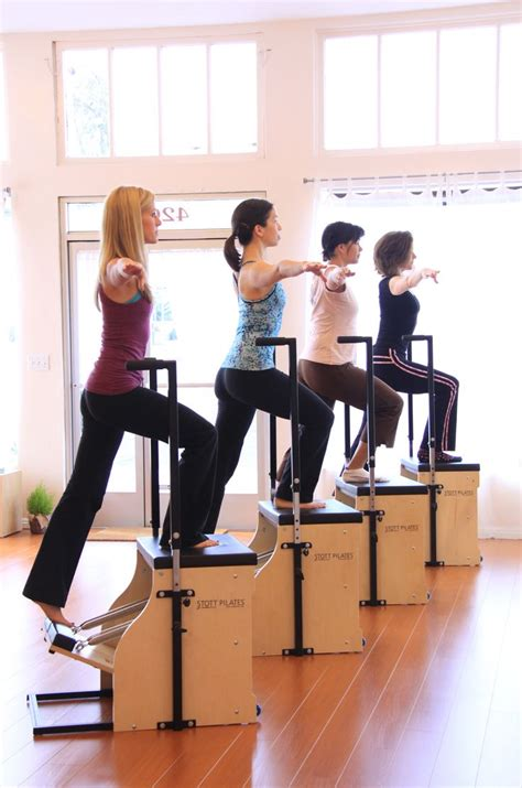 Wunda Chair by Wunda Chair Pilates Pilates Power Shape