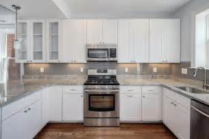 backsplash subway tiles for kitchen white cabinets grey backsplash kitchen subway tile outlet