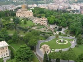 jardins du vatican sur freemages