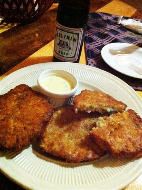 Belt Pedro By Salsa Corner conch fritters belikin wendy s restaurant