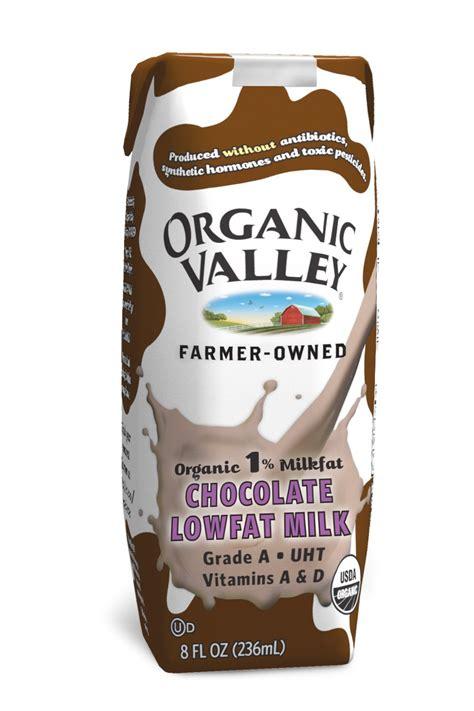organic valley lowfat chocolate milk 171 south florida