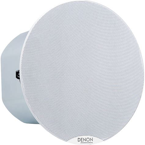 Denon Ceiling Speakers by Denon Dn 108s Single 8 Quot Ceiling Speaker Dn 108s B H Photo