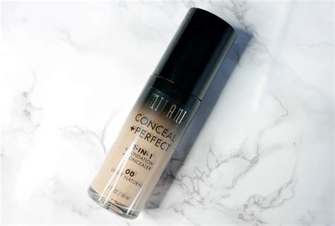 Milani Concealperfect 2 In 1 Foundation milani conceal 2 in 1 foundation concealer jerka s view