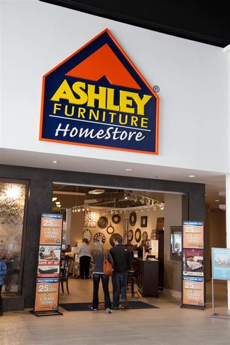 ashley homestore furniture stores  highfield park dr burnside dartmouth ns phone