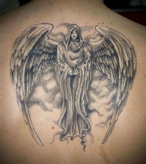 tattoo angel images angel tattoos wallpaper pictures