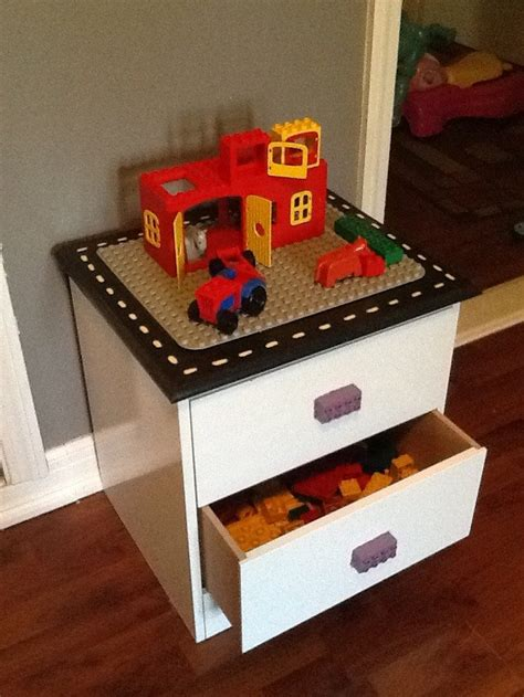 lego table diy ideas brilliant diy tables for storing and with lego