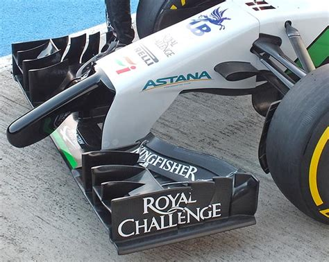 car nose fia concerned about f1 nose safety racecar engineering