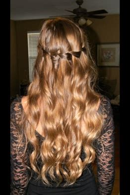 hairstyles for eighth grade graduation paige s hairstyle for 8th grade grad dance so beautiful