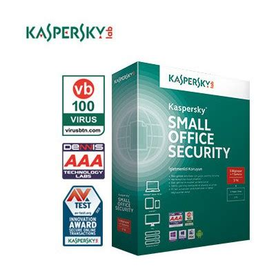 kaspersky ksos small office security 2 server 20 pc