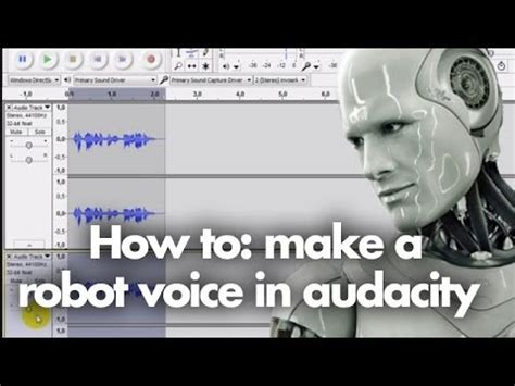 tutorial beatbox robot voice video dailymotion tutorial how to make a robot voice in audacity youtube