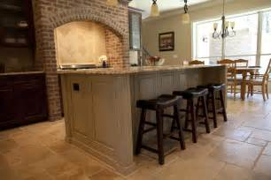 Kitchen Island Design With Seating » Home Design 2017
