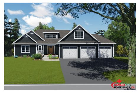 Kingston Canada Home Plans Rancher House Plans Canada