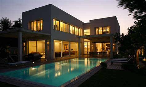 Interior Design Ideas For Homes by Casa Privada Con Piscina