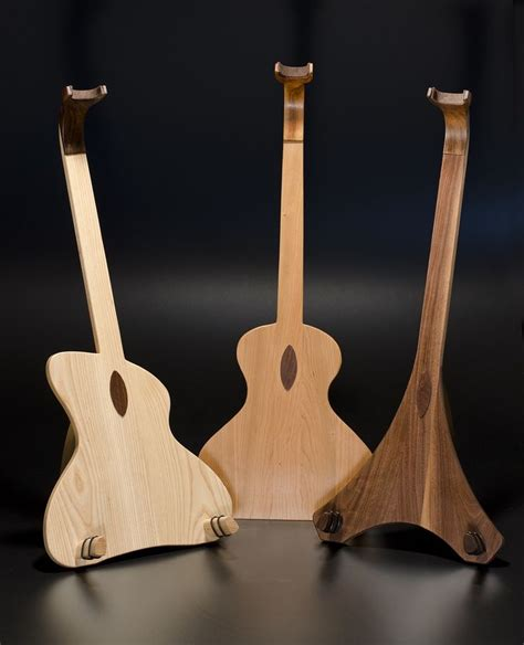 Guitar Rack Wood by 25 Best Ideas About Guitar Stand On Guitar