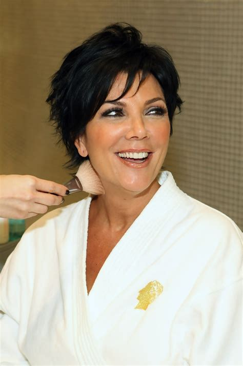kris jenner eye color kris jenner in quot keeping up with the kardashians quot films at