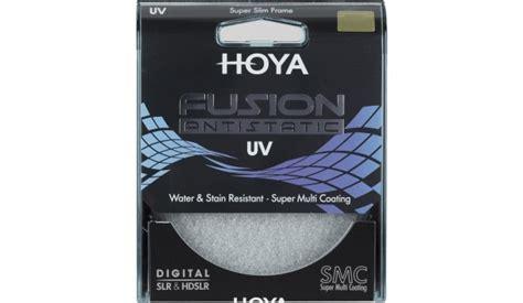 Hoya Fusion Antistatic Uv 77mm Black Filter Lensa hoya filter uv fusion antistatic 77mm filters photopoint