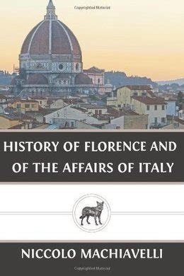history of florence and of the affairs of italy by niccol 242