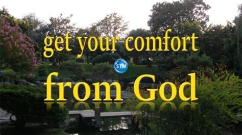 Comfort From God by Comfort From God The Source Of All Comfort