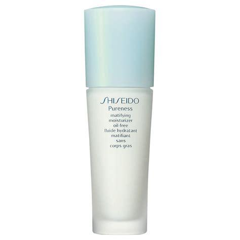 Shiseido Shoo shiseido matifying moisturizer free gezichtsfluide